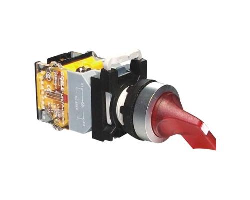 NP115 - B2 - 11CXD Công tắc xoay có đèn(2 vị trí)
