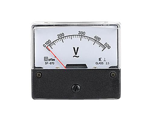 SF 670 Đồng hồ Volt, Ampe 670